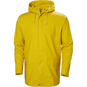 Helly Hansen Moss Rain Coat Herr essential yellow